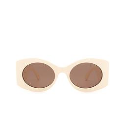 Gucci® Sunglasses: GG0810S color Ivory 002.