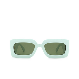 Gucci® Sunglasses: GG0811S color Green 003.