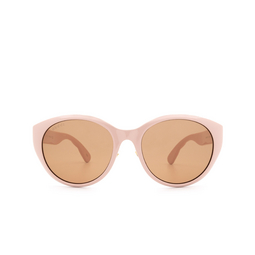 Gucci® Cat-eye Sunglasses: GG0814SK color Pink 004.