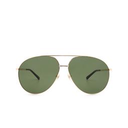 Gucci® Sunglasses: GG0832S color Gold 002.