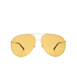 Gucci® Sunglasses: GG0832S color Gold 003.