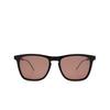 Gucci® Square Sunglasses: GG0843S color Black 004 - product thumbnail 1/3.