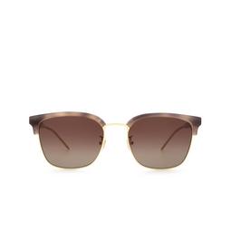 Gucci® Sunglasses: GG0846SK color Grey 003.