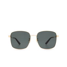 Gucci® Sunglasses: GG0852SK color Gold 001.