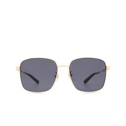 Gucci® Sunglasses: GG0852SK color Gold 002.