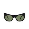 Gucci® Irregular Sunglasses: GG0870S color Black 001 - product thumbnail 1/3.