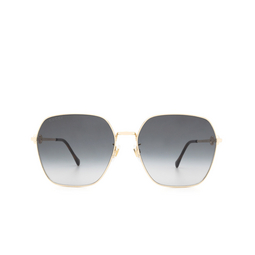 Gucci® Sunglasses: GG0882SA color Gold 001.