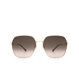 Gucci® Sunglasses: GG0882SA color Gold 002.