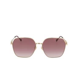 Gucci® Sunglasses: GG0882SA color Gold 005.