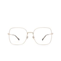 Gucci® Eyeglasses: GG0883OA color Gold 003.