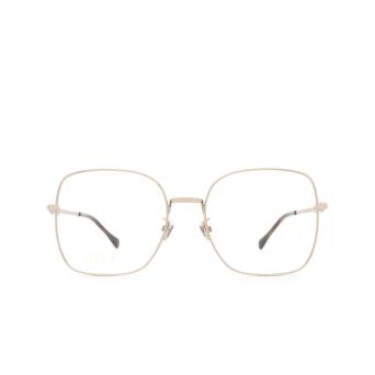 Gucci® Square Eyeglasses: GG0883OA color Gold 003.