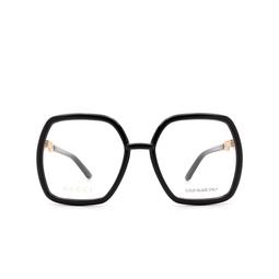 Gucci® Eyeglasses: GG0890O color Black 001.