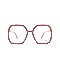 Gucci® Eyeglasses: GG0890O color Pink 003.
