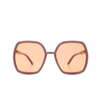 Gucci® Square Sunglasses: GG0890S color Pink 003.