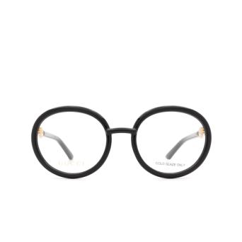 Gucci® Round Eyeglasses: GG0891O color Black 001.