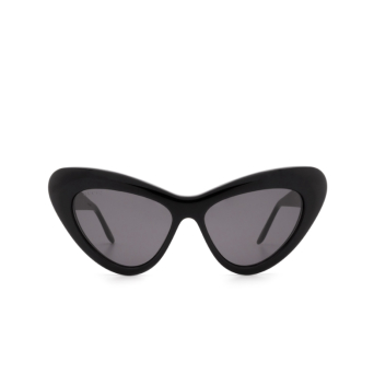 Gucci® Cat-eye Sunglasses: GG0895S color Black 001.