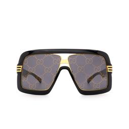 Gucci® Square Sunglasses: GG0900S color Black 001.