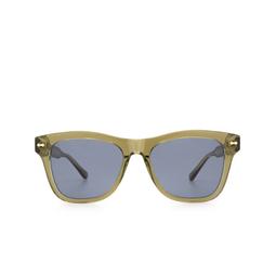 Gucci® Sunglasses: GG0910S color Green 002.