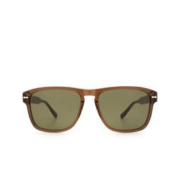 Gucci® Square Sunglasses: GG0911S color Brown 003.