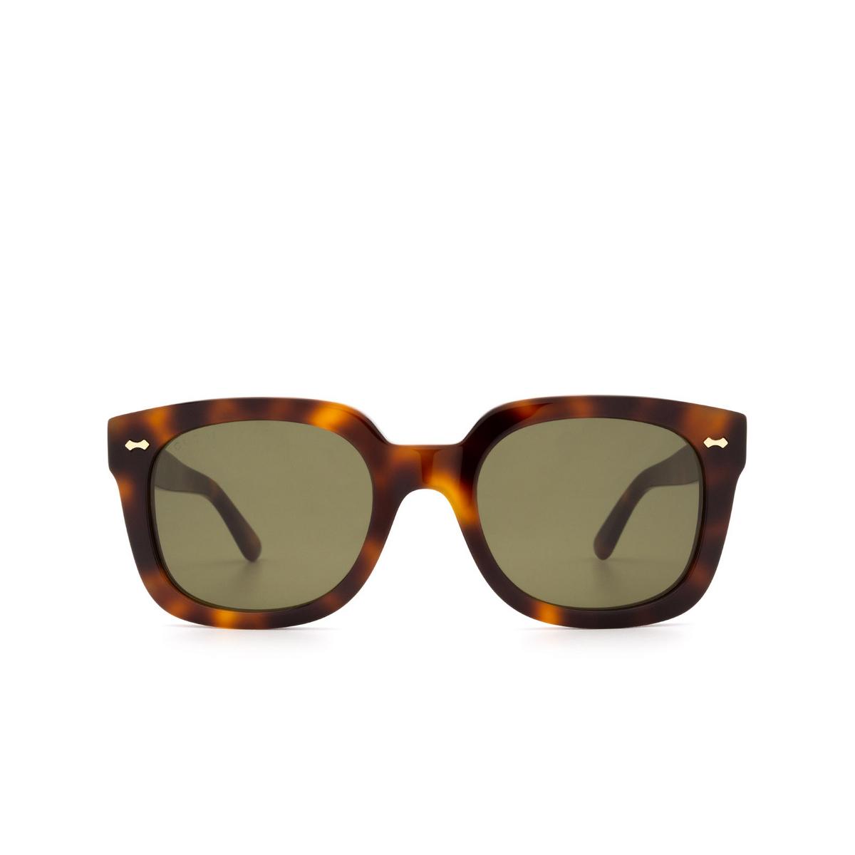 Gucci® Square Sunglasses: GG0912S color Havana 003 - 1/3.