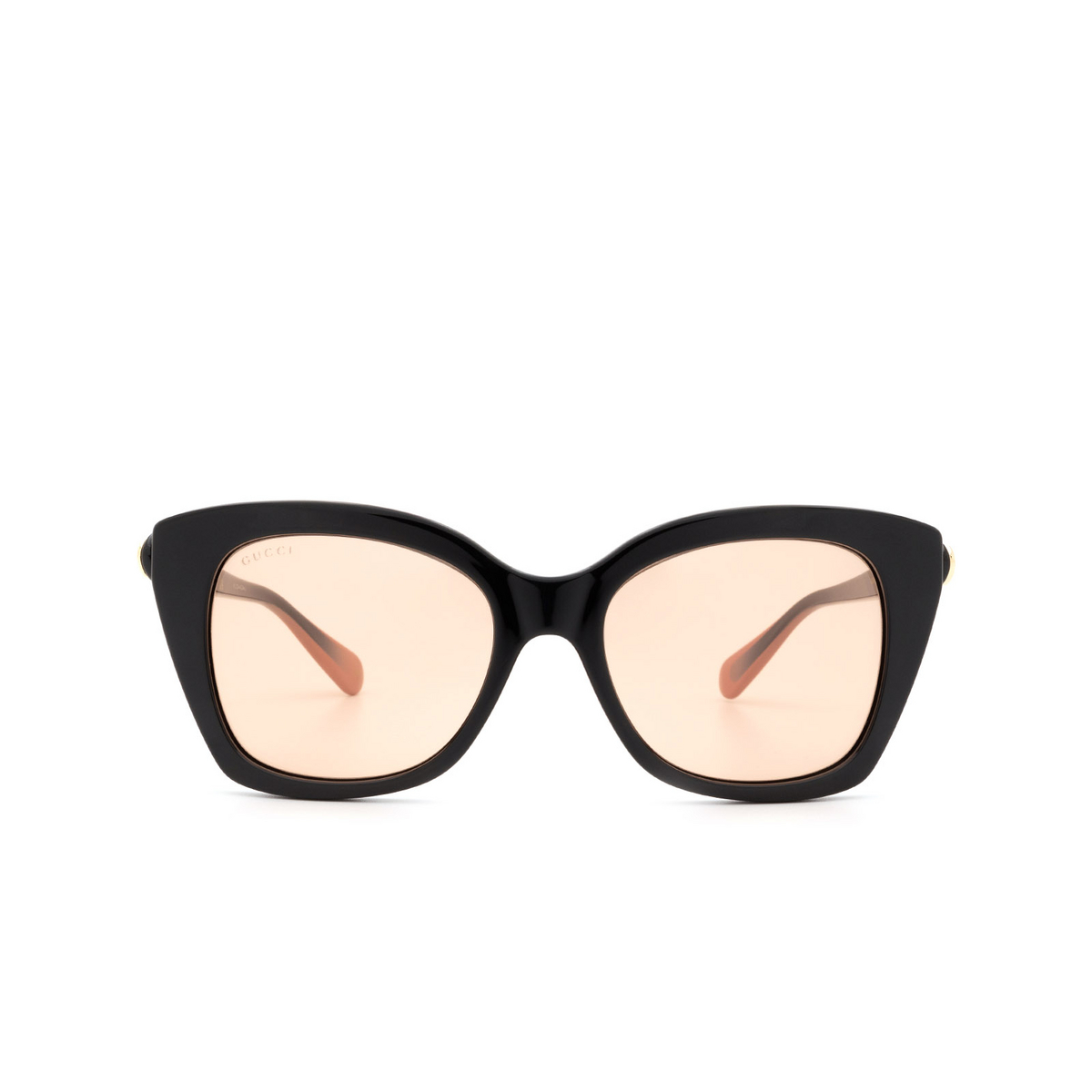 Gucci® Butterfly Sunglasses: GG0921S color Black 003.