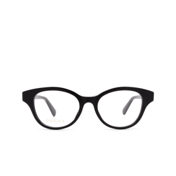 Gucci® Cat-eye Eyeglasses: GG0924O color Black 001.