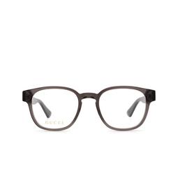 Gucci® Eyeglasses: GG0927O color Grey 004.