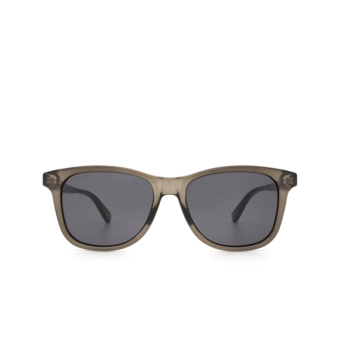 Gucci® Square Sunglasses: GG0936S color Grey 001.