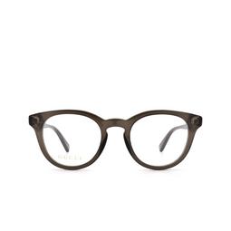 Gucci® Eyeglasses: GG0937O color Grey 001.