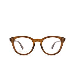 Gucci® Eyeglasses: GG0937O color Brown 002.