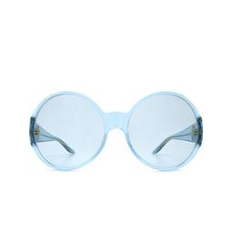 Gucci® Sunglasses: GG0954S color Light-blue 001.