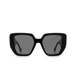 Gucci® Irregular Sunglasses: GG0956S color Black 003.