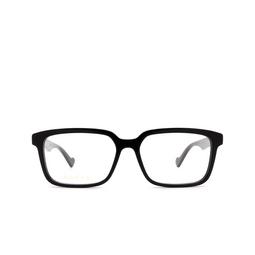 Gucci® Eyeglasses: GG0966OA color Black 001.