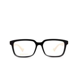 Gucci® Eyeglasses: GG0966OA color Black 002.