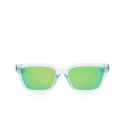 Gucci® Sunglasses: GG0975S color Light Blue 003.