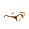 Gucci® Square Sunglasses: GG0996S color Havana 002 - product thumbnail 2/3.
