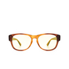 Gucci® Square Sunglasses: GG0996S color Havana 002 - product thumbnail 1/3.