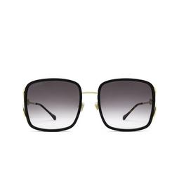 Gucci® Square Sunglasses: GG1016SK color Black 001.