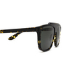 Gucci® Square Sunglasses: GG1039S color Havana 002 - product thumbnail 3/3.