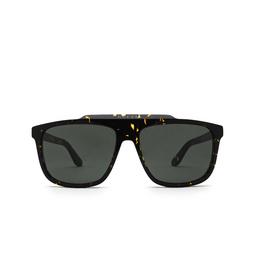 Gucci® Square Sunglasses: GG1039S color Havana 002.
