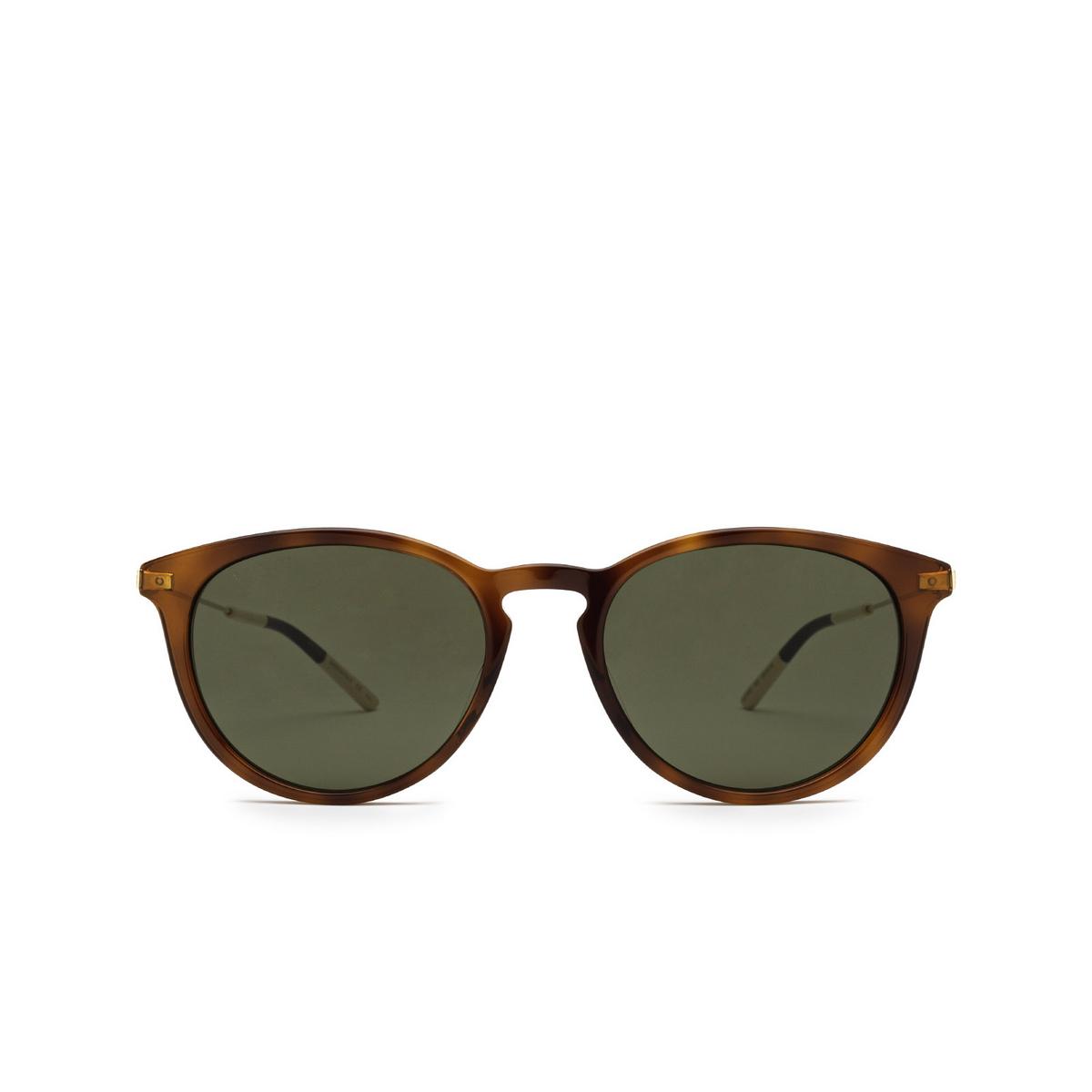 Gucci® Round Sunglasses: GG1048S color Havana 002 - 1/3.