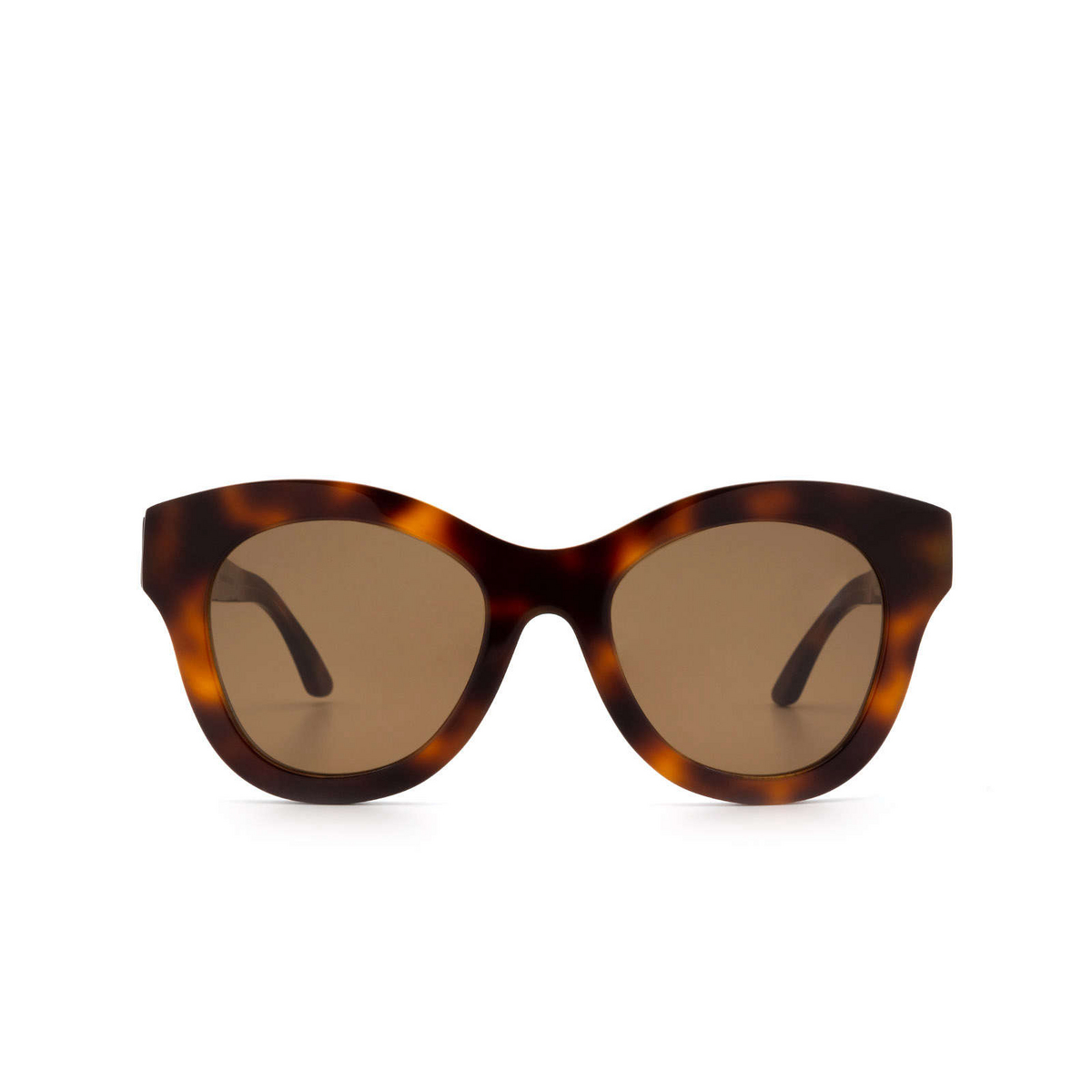 Huma® Butterfly Sunglasses: Cami color Havana 00 - front view.