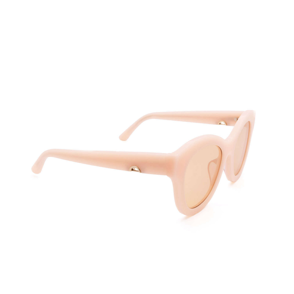 Huma® Butterfly Sunglasses: Cami color Pink 11 - three-quarters view.