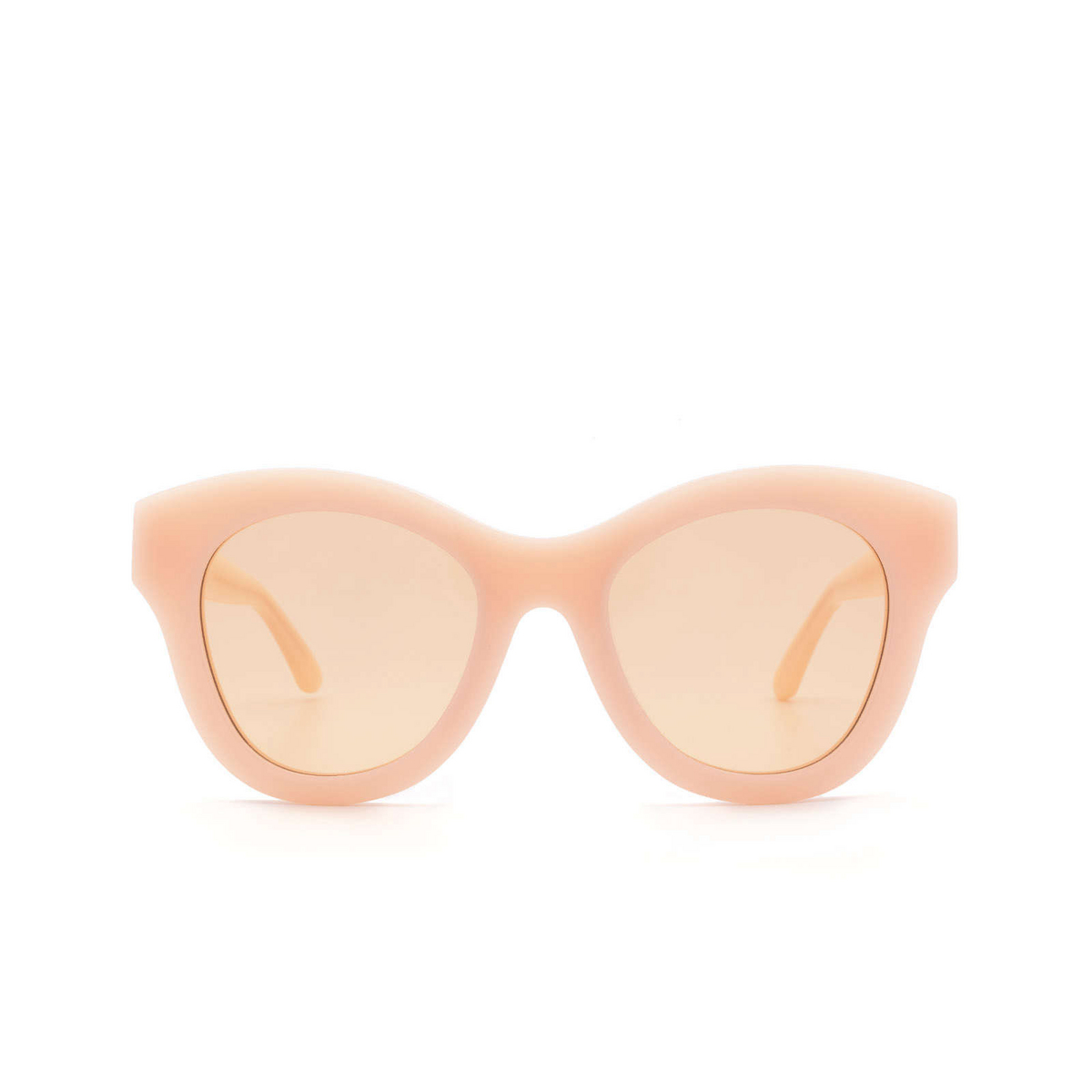 Huma® Butterfly Sunglasses: Cami color Pink 11 - front view.