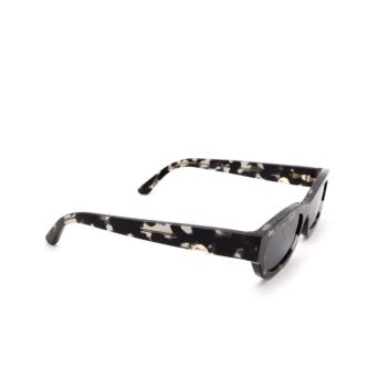 Huma® Rectangle Sunglasses: Tojo color Havana Mac 29.