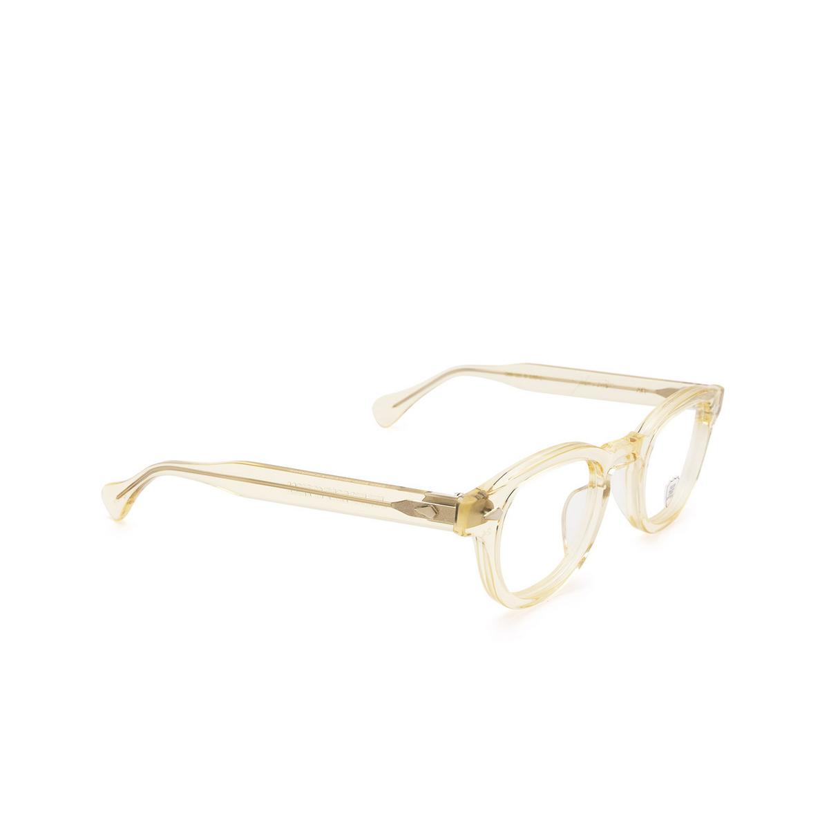 Julius Tart Optical® Square Eyeglasses: Ar color Champagne.