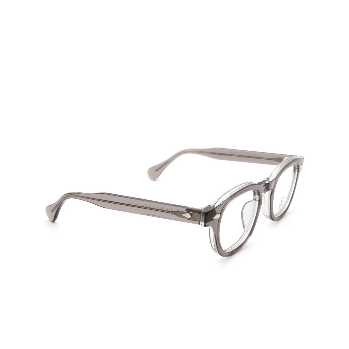 Julius Tart Optical® Square Eyeglasses: Ar color Grey Crystal Ii.