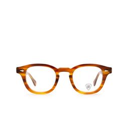 Julius Tart Optical® Eyeglasses: Ar color Light Brown Sasa.