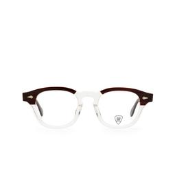 Julius Tart Optical® Eyeglasses: Ar color Red Wood.