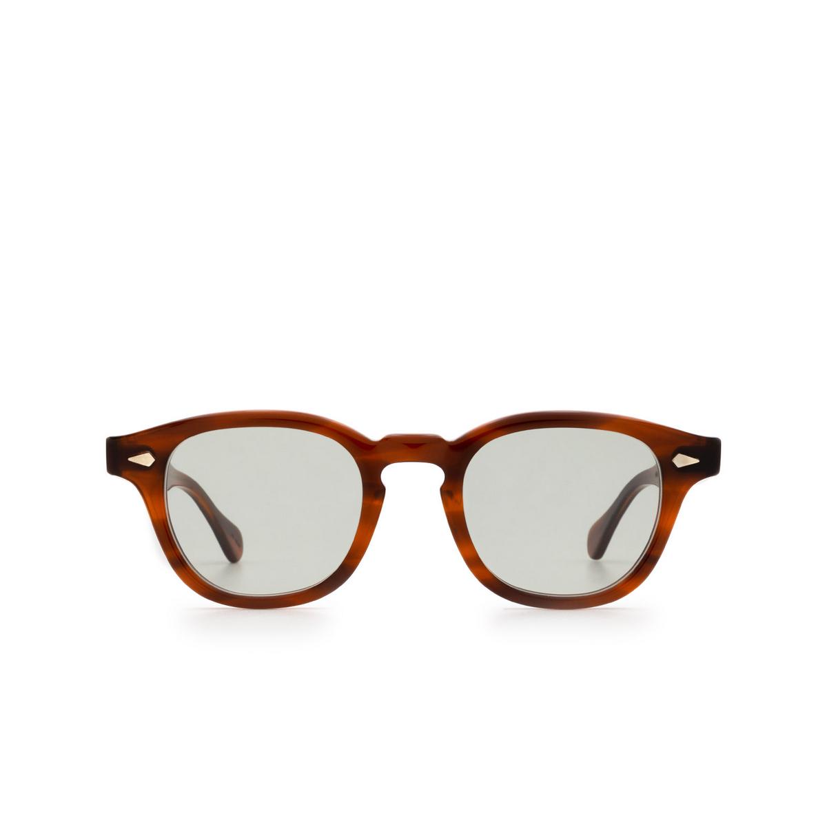 Julius Tart Optical® Square Sunglasses: Ar Sun color Amber.